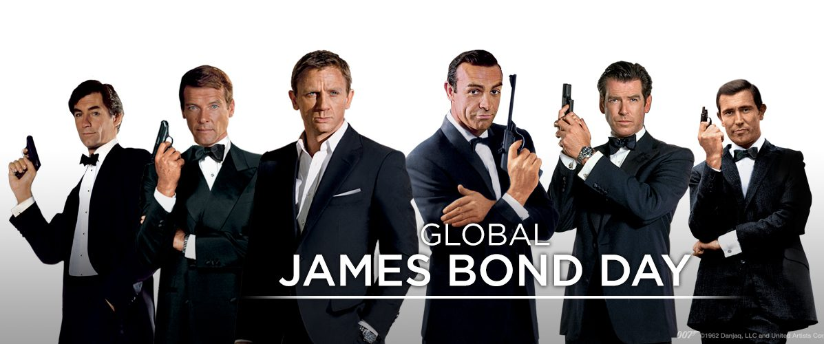 James Bond Affiches